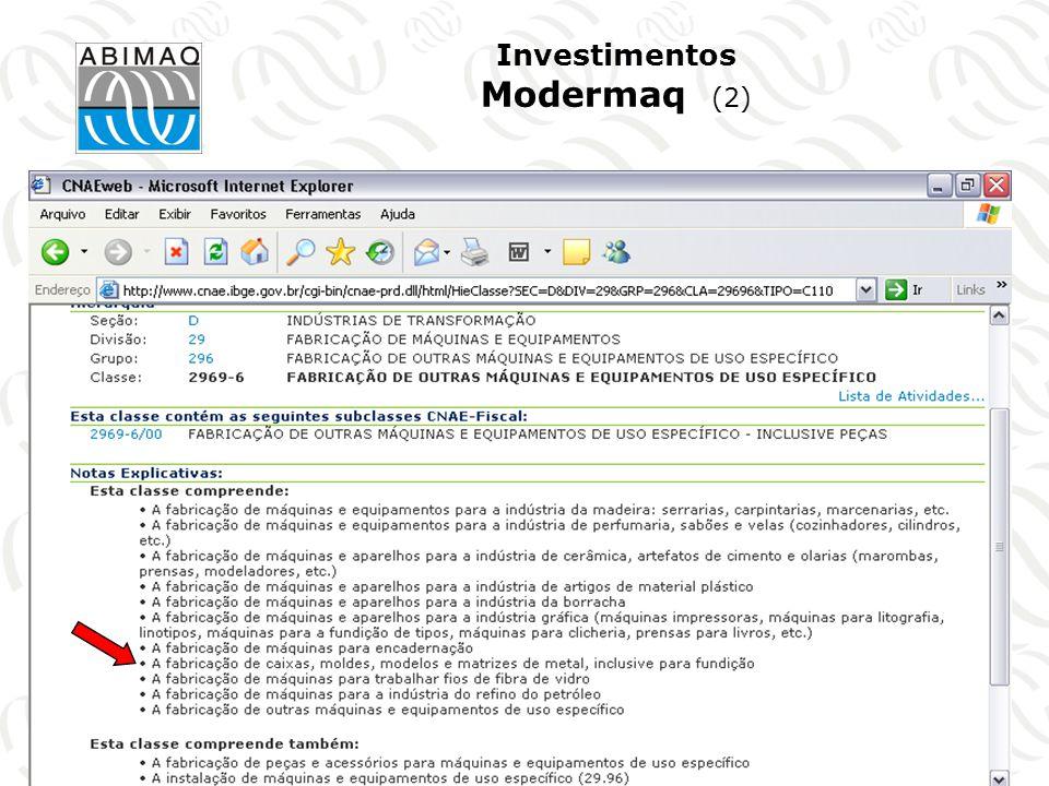 Investimentos Modermaq (2)