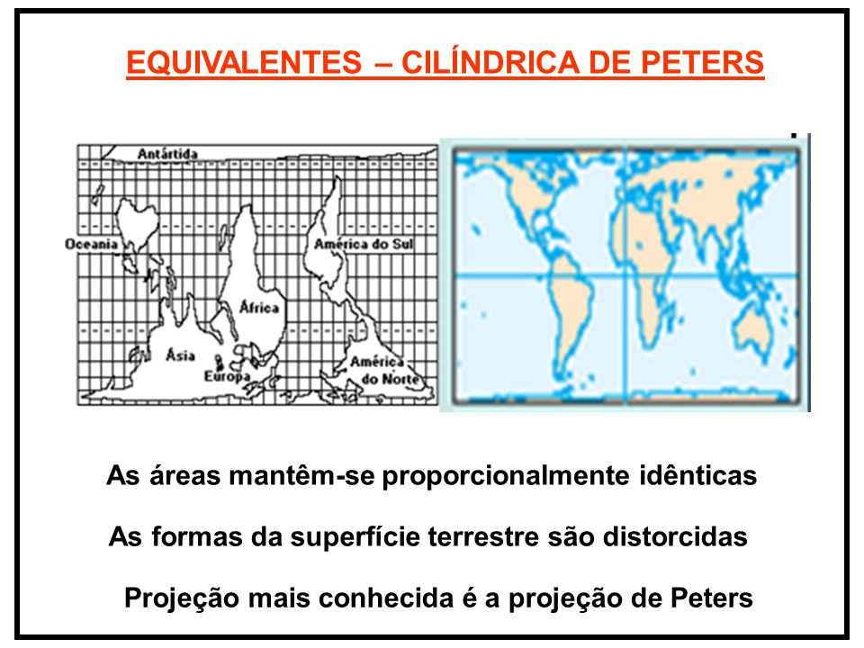 EQUIVALENTES – CILÍNDRICA DE PETERS