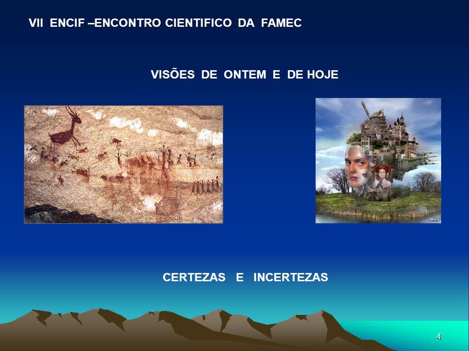 VII ENCIF –ENCONTRO CIENTIFICO DA FAMEC