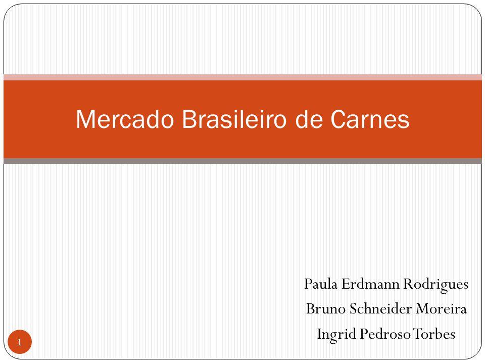 Mercado Brasileiro de Carnes