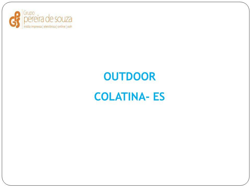 OUTDOOR COLATINA- ES