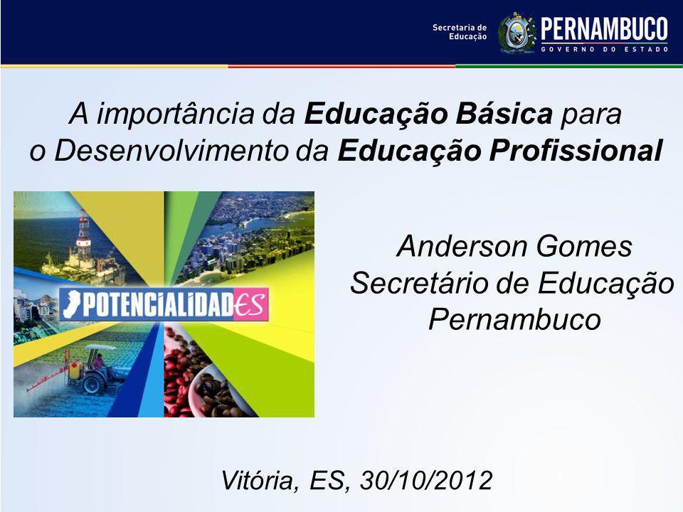 A importância da Educação Básica para