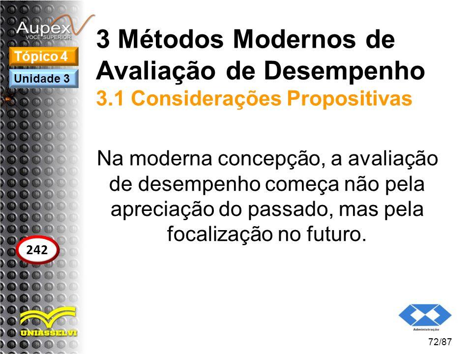 3 Métodos Modernos de Avaliação de Desempenho 3