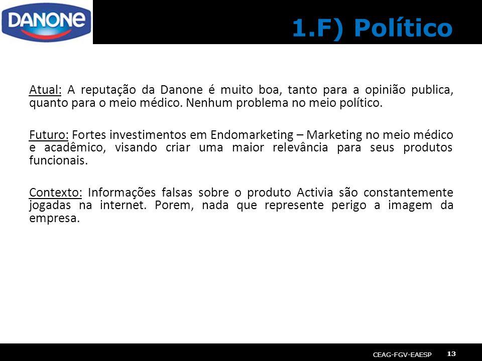 1.F) Político