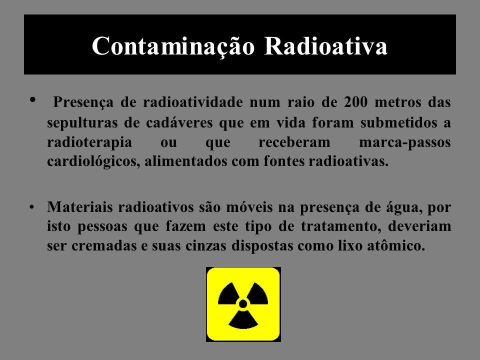 Contaminação Radioativa