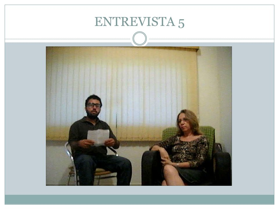 ENTREVISTA 5