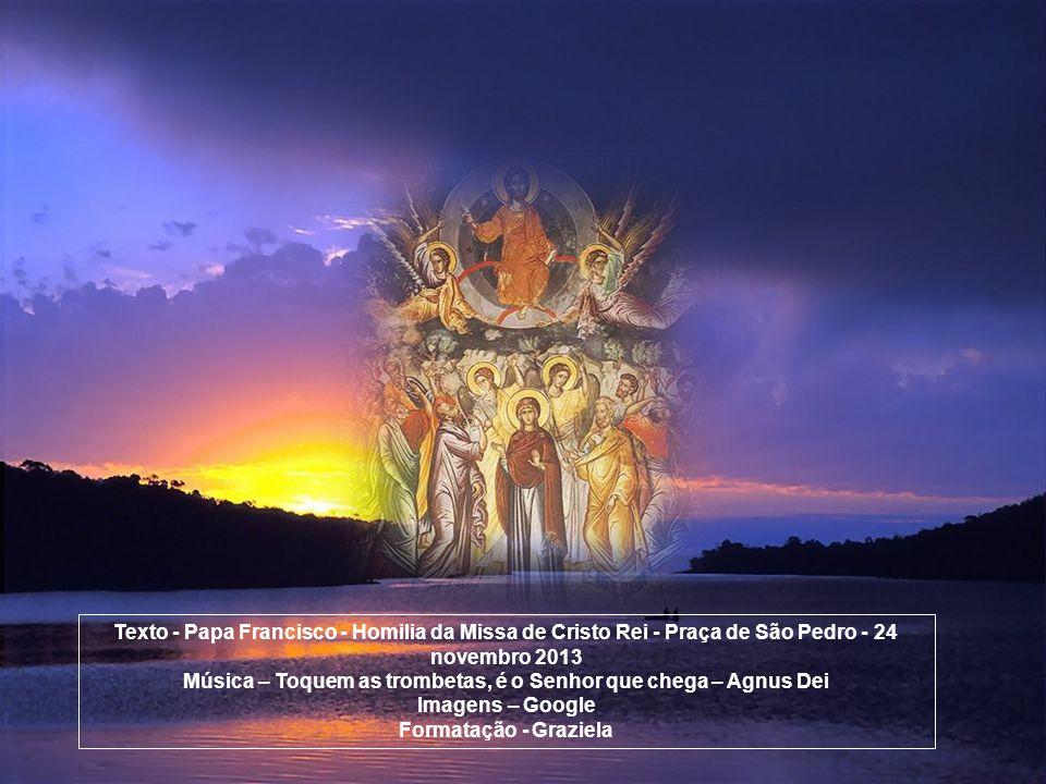 Música – Toquem as trombetas, é o Senhor que chega – Agnus Dei
