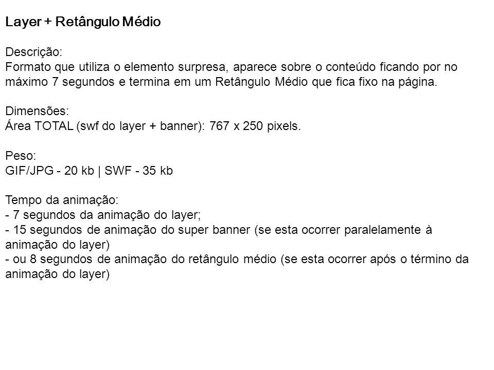 Layer + Retângulo Médio