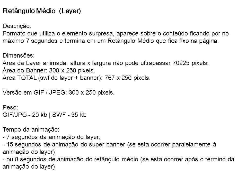Retângulo Médio (Layer)
