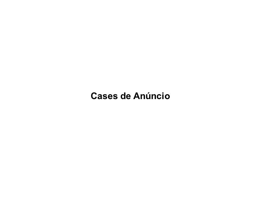 Cases de Anúncio