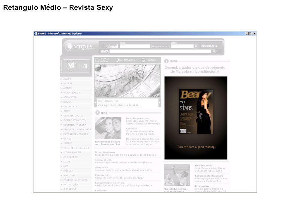 Retangulo Médio – Revista Sexy