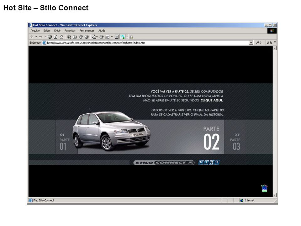 Hot Site – Stilo Connect