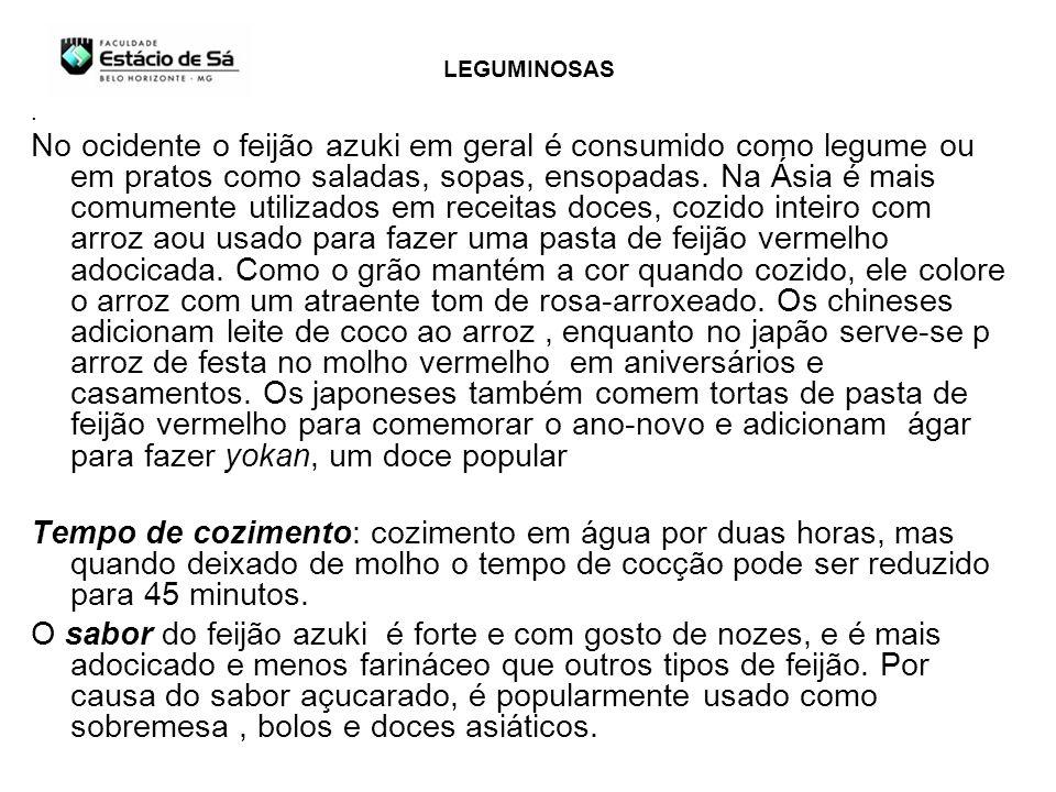 LEGUMINOSAS .