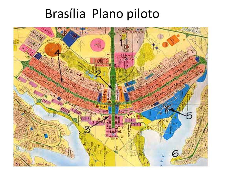 Brasília Plano piloto