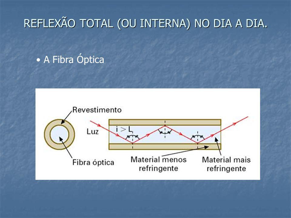REFLEXÃO TOTAL (OU INTERNA) NO DIA A DIA.