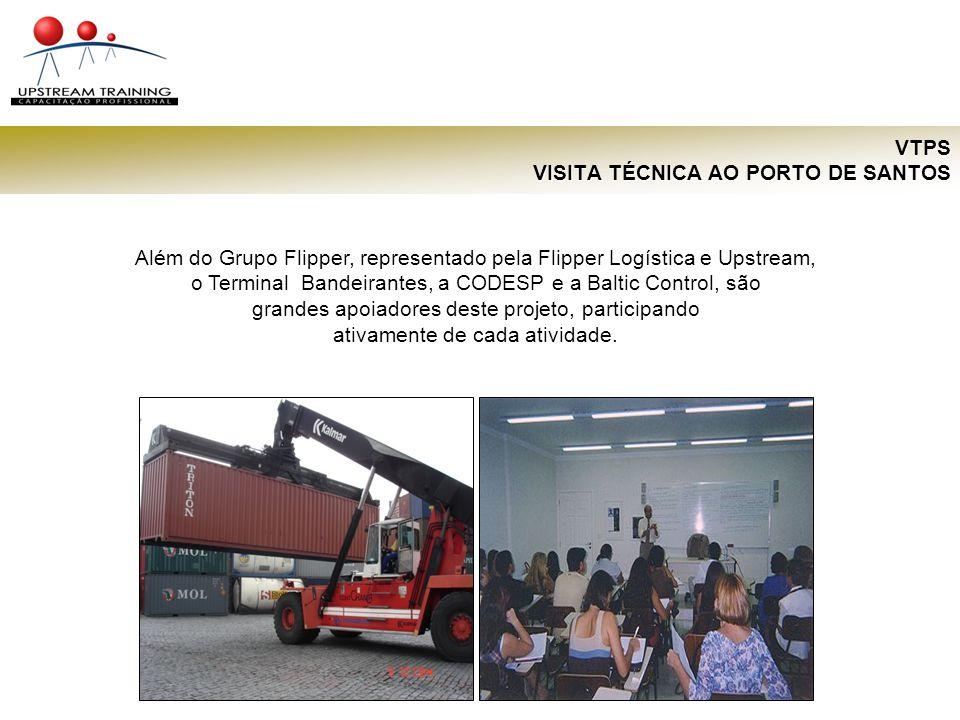 VTPS VISITA TÉCNICA AO PORTO DE SANTOS