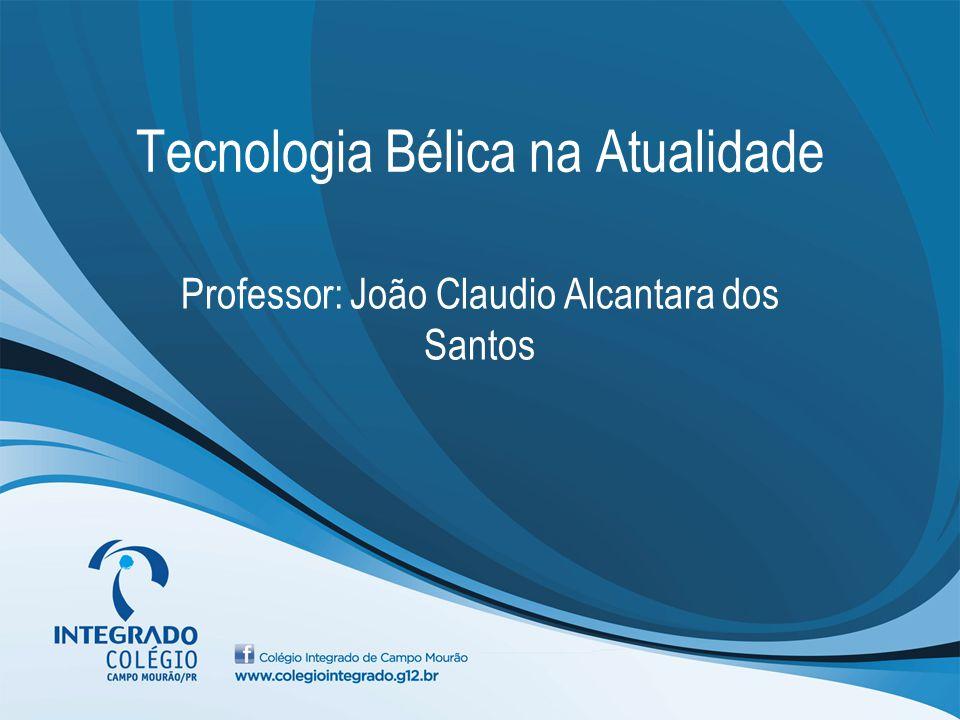 Tecnologia Bélica na Atualidade
