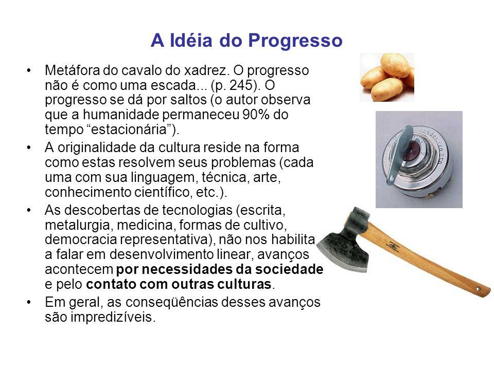 A Idéia do Progresso
