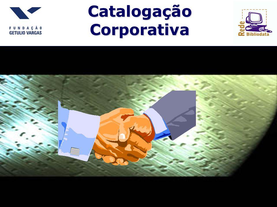 Catalogação Corporativa
