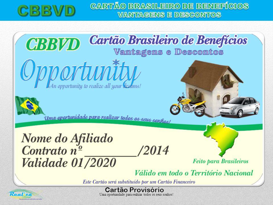 CARTÃO BRASILEIRO DE BENEFÍCIOS