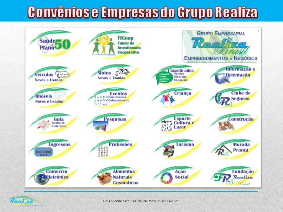 Convênios e Empresas do Grupo Realiza