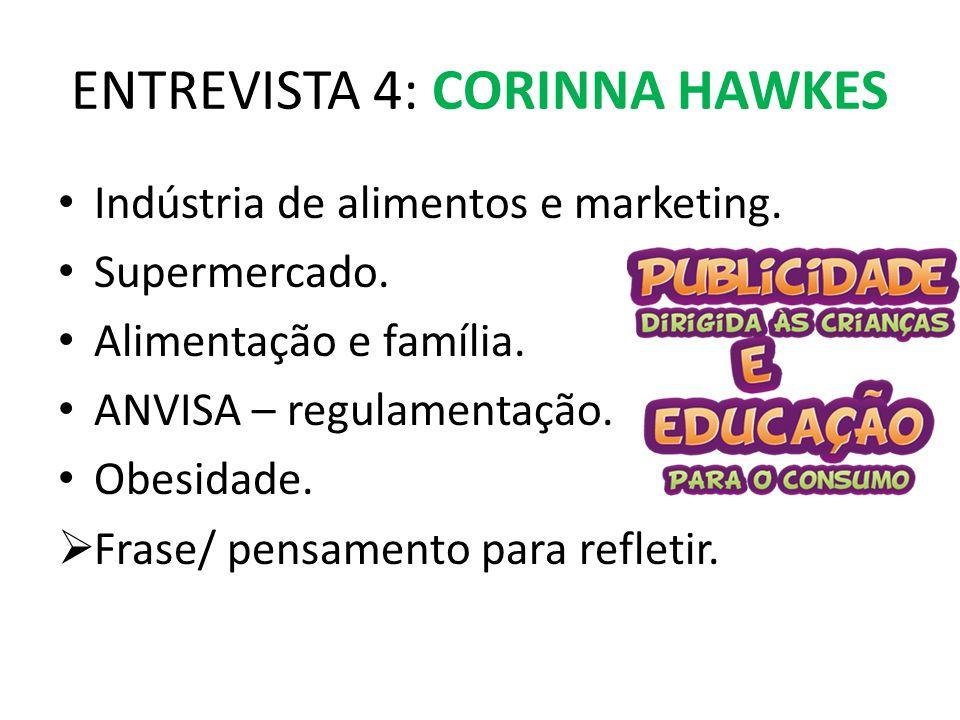 ENTREVISTA 4: CORINNA HAWKES