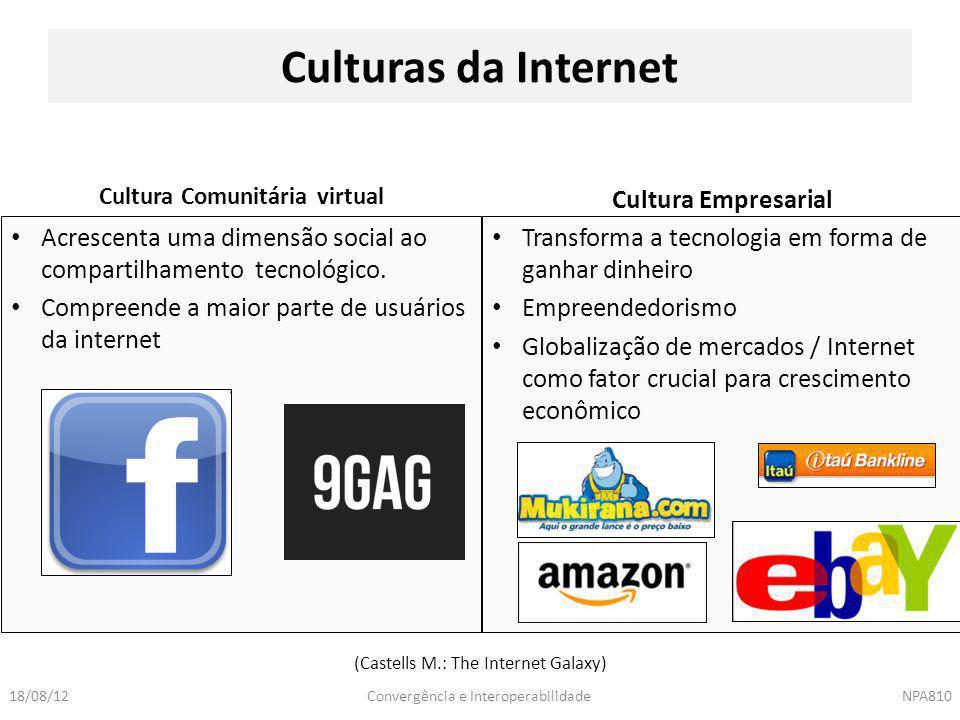 Cultura Comunitária virtual