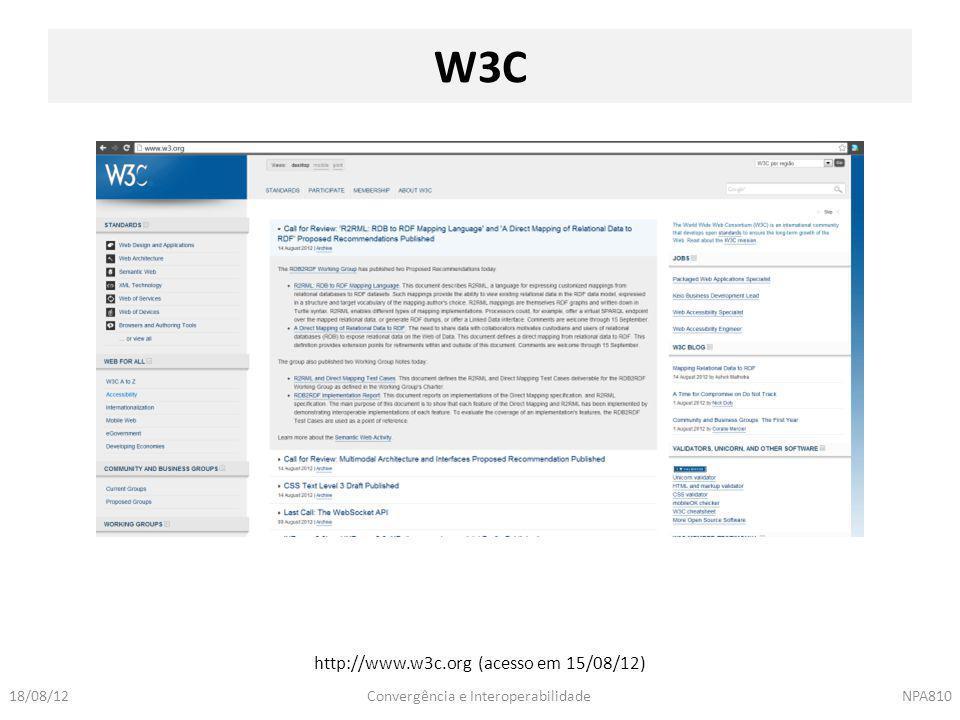 http://www.w3c.org (acesso em 15/08/12)