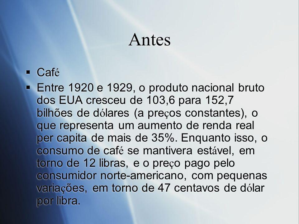 Antes Café.