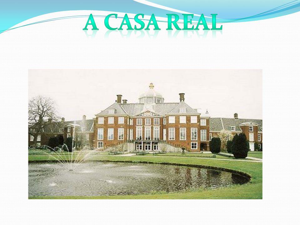 A casa real