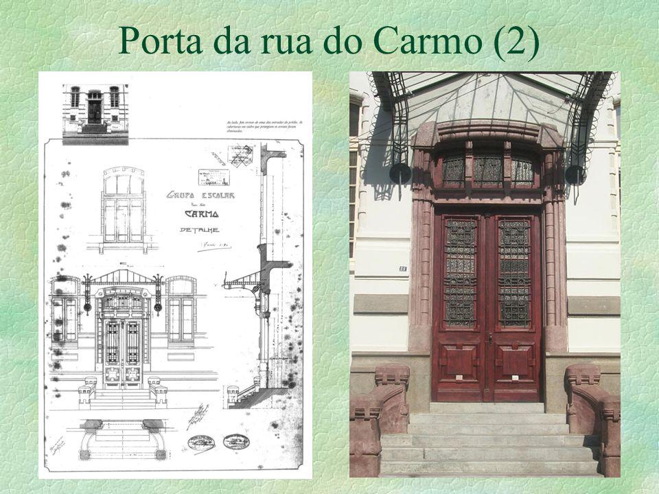 Porta da rua do Carmo (2)