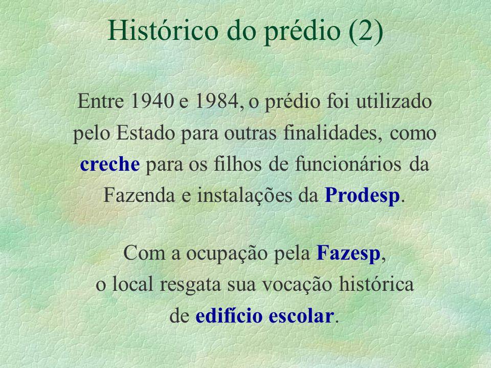 Histórico do prédio (2)