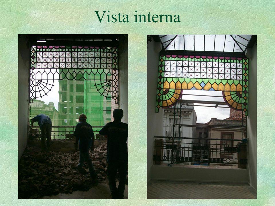 Vista interna