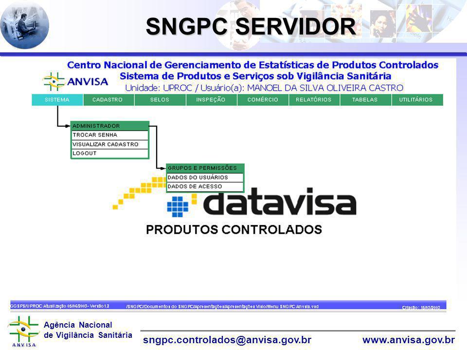 SNGPC SERVIDOR