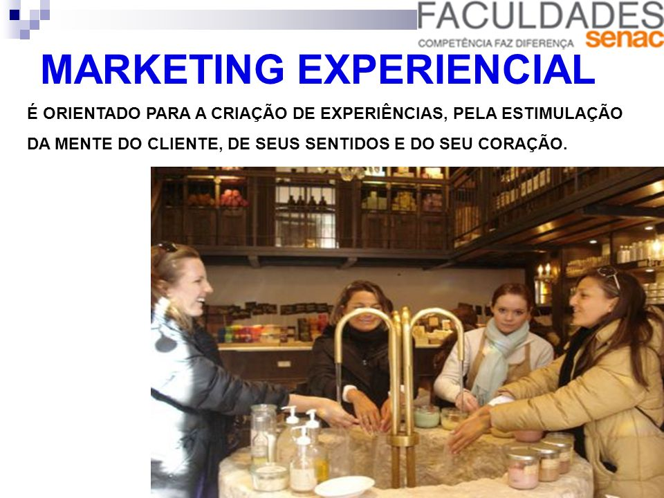 MARKETING EXPERIENCIAL