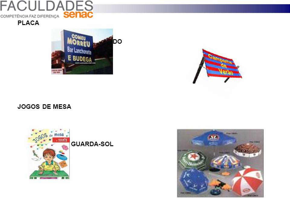 PLACA TOLDO JOGOS DE MESA GUARDA-SOL 79