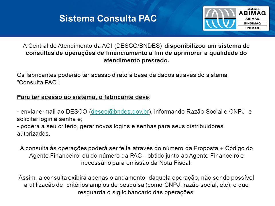 Sistema Consulta PAC
