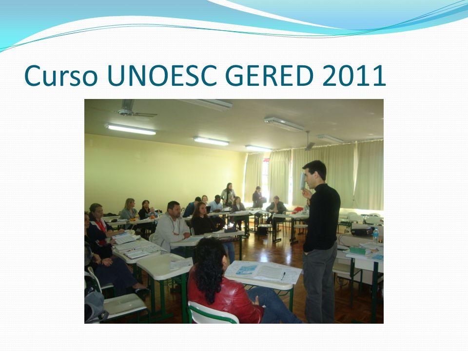 Curso UNOESC GERED 2011
