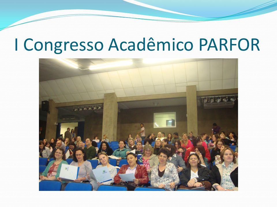 I Congresso Acadêmico PARFOR