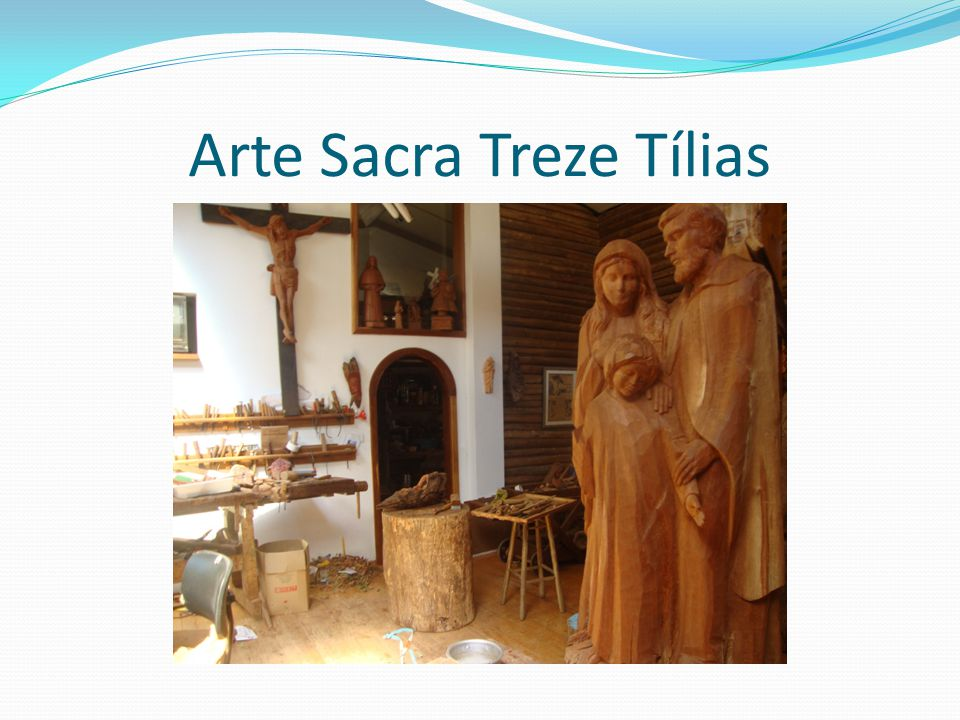 Arte Sacra Treze Tílias