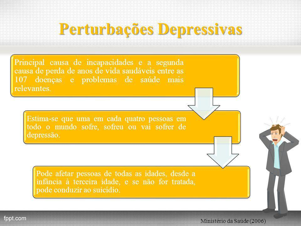 Perturbações Depressivas