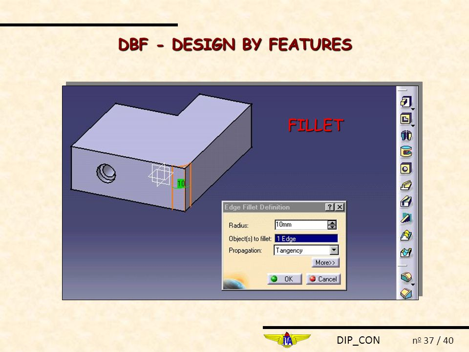 DBF - DESIGN BY FEATURES