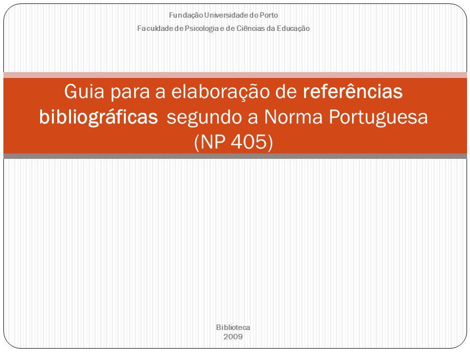 Fundação Universidade do Porto