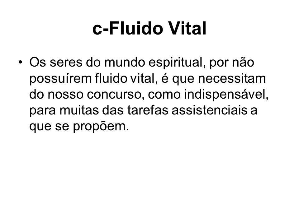 c-Fluido Vital