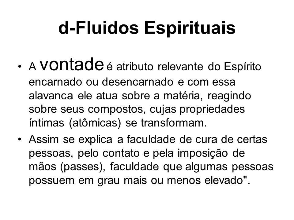 d-Fluidos Espirituais
