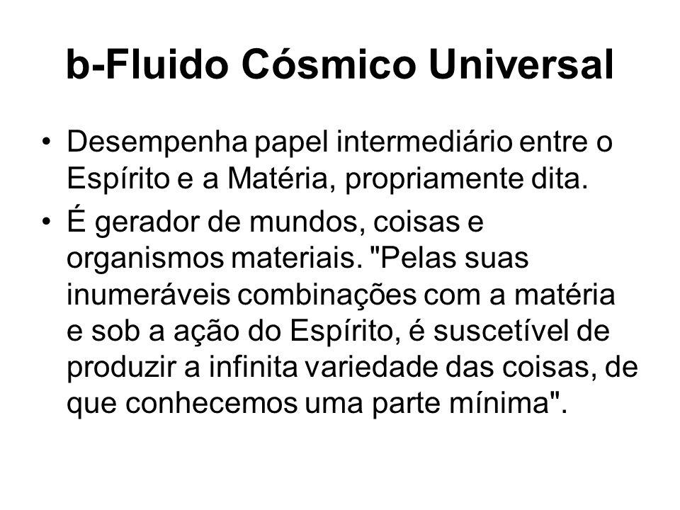 b-Fluido Cósmico Universal