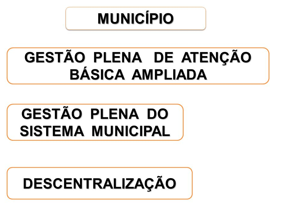 GESTÃO PLENA DE ATENÇÃO BÁSICA AMPLIADA