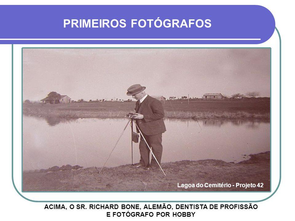 Lagoa do Cemitério - Projeto 42