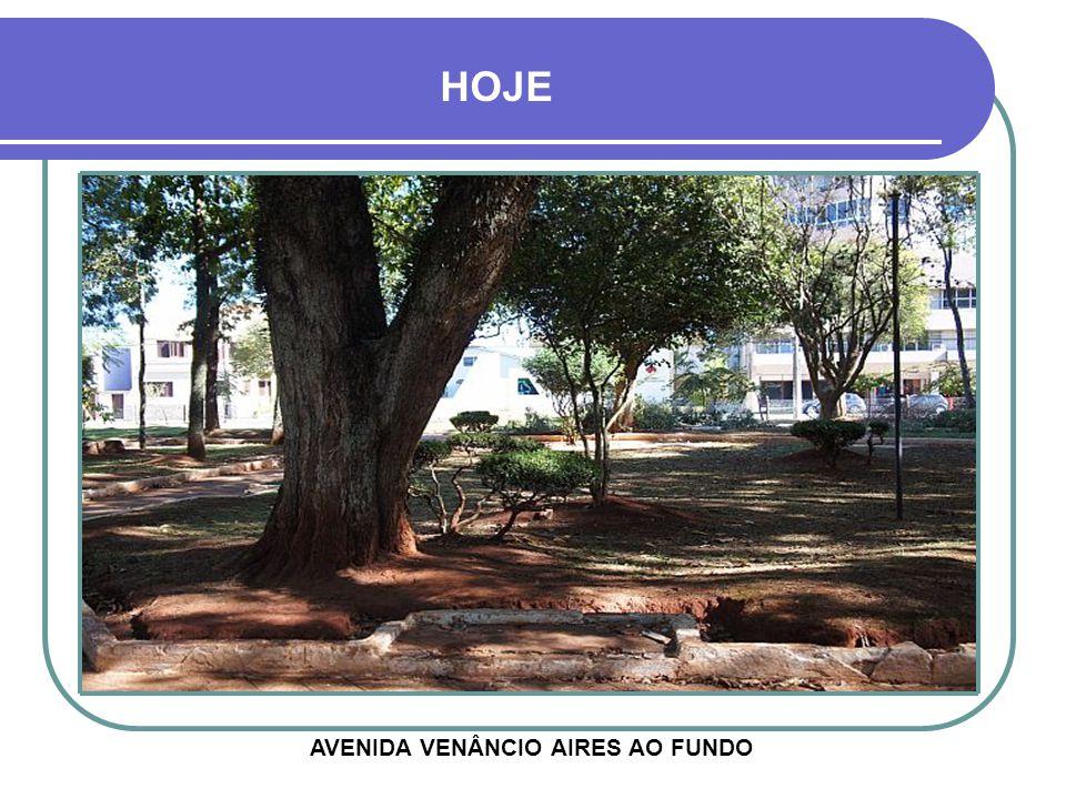 AVENIDA VENÂNCIO AIRES AO FUNDO