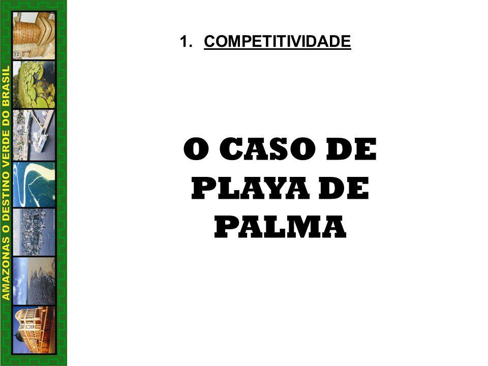 COMPETITIVIDADE O CASO DE PLAYA DE PALMA